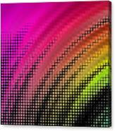 Abstract Background, Vector Without 1 Canvas Print