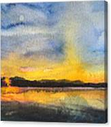 Abstract Landscape 8 Canvas Print
