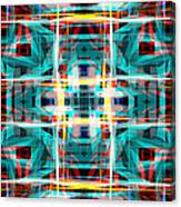 Abstract Pattern 5 Canvas Print