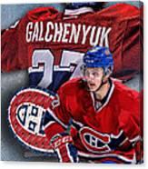 Galchenyuk Phone Cover Canvas Print