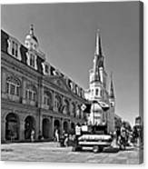 Ahh...new Orleans  Canvas Print