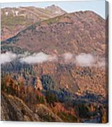 Alaskan Mountains Canvas Print