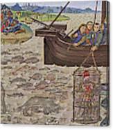 Alexander The Great, King Alexander IIi Canvas Print