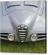 Alfa Romeo 1900 Ss Zagato Berlinetta 1956 Canvas Print