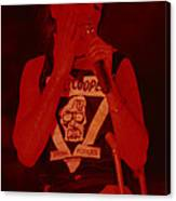 Alice Cooper At The Concord Pavillion Canvas Print