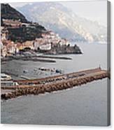 Amalfi Italy Canvas Print