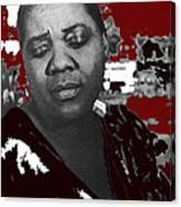 American Blues Singer Bessie Smith Unknown Date-2013 Canvas Print