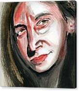 Anat I Canvas Print