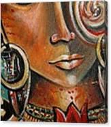 Ancient Spirit Wisdom Canvas Print