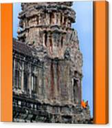 Angkor Wat Cambodia 2 Canvas Print