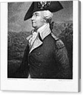 Anthony Wayne (1745-1796) Canvas Print
