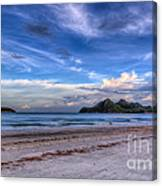 Ao Manao Bay Canvas Print