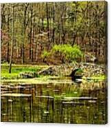 Arkansas Tranquility Canvas Print