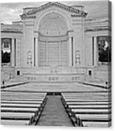 Arlington Amphitheater Canvas Print
