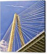 Arthur Ravenel Jr. Bridge 2 Canvas Print