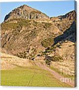Arthur's Seat  Edinburgh  Scotland Canvas Print