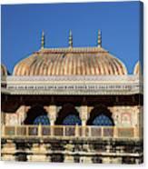 Asia, India Amber Palace Canvas Print