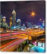 Atlanta - Georgia - Usa Canvas Print