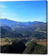 Atlas Mountains 15 Canvas Print