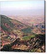 Atlas Mountains 18 Canvas Print