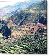 Atlas Mountains 4 Canvas Print