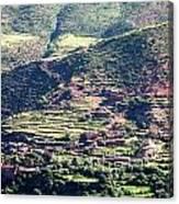 Atlas Mountains 5 Canvas Print