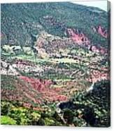 Atlas Mountains 6 Canvas Print
