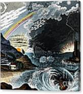 Atmospheric Effects 1846 Canvas Print