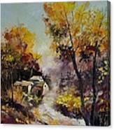 Autumn 673121 Canvas Print