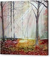 Autumn Extravaganza Canvas Print