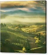 Autumn... Canvas Print