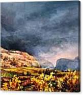 Autumn Wine Canvas Print