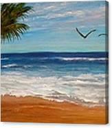 Bahama Breeze Canvas Print