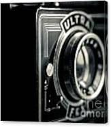 Bakelite Vintage Camera Canvas Print
