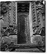 Balinese Hindu Temple Canvas Print