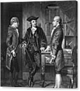 Baron De Kalb (1721-1780) Canvas Print