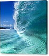 Barrel Swirl Canvas Print