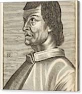 Bartolommeo De Sacchi Known Canvas Print