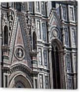 Basilica Di Santa Maria Del Fiori Canvas Print