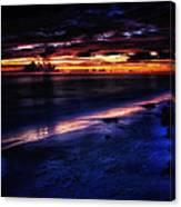 Beach 10 Canvas Print