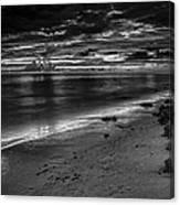 Beach 3 Canvas Print