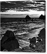 Beach 17 Canvas Print
