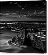 Beach 18 Canvas Print