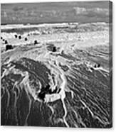 Beach 39 Canvas Print