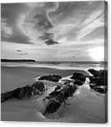 Beach 38 Canvas Print