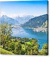 Beautiful Austria Canvas Print