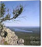 Beautiful Mountain Landscape  Canvas Print