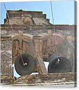 Bell Tower 1584 Canvas Print