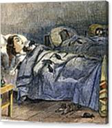 Bellevue Hospital, 1860 Canvas Print