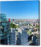 Berlin Panorama Canvas Print